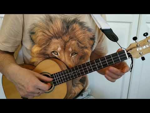 Урок на укулеле КАЛИНКА-МАЛИНКА