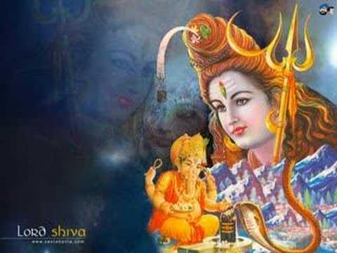 3d Wallpaper Shiv Shankar Shiva Bhajan Chalo Shiv Shankar Ke Mandir Mein Bhakton