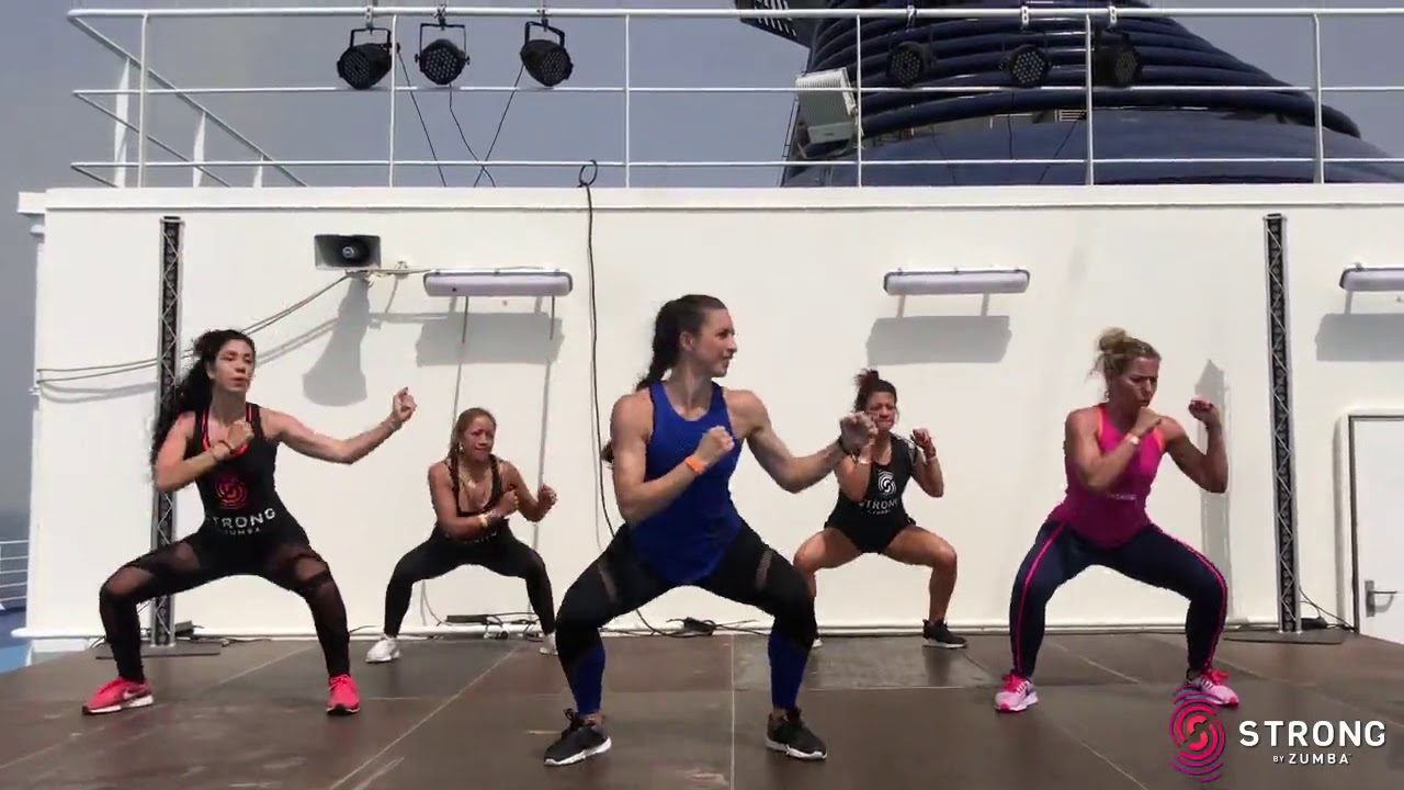 STRONG by Zumba - Master Trainer Diana