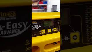 Brinsea Ovaeasy 190 and 380 How to deal with a turning fault