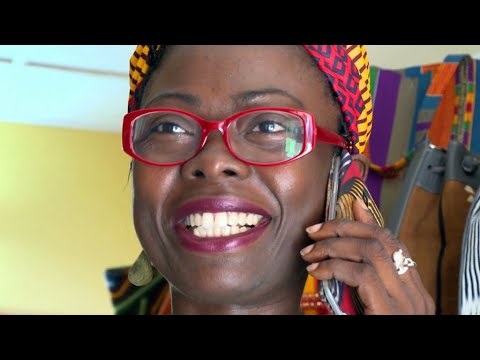 "Togo : les ""Nanettes"", princesses du wax"