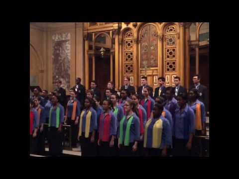 Lester Lynch & Young People's Chorus Black History Month SFH Concert