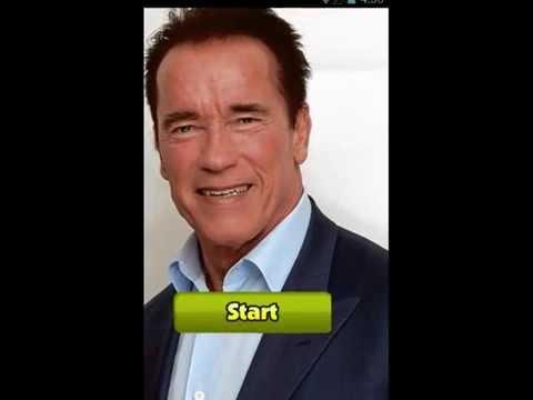 Arnold Schwarzenegger Games