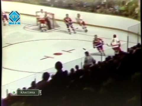 Суперсерия СССР - Канада 1974 год. 2 игра