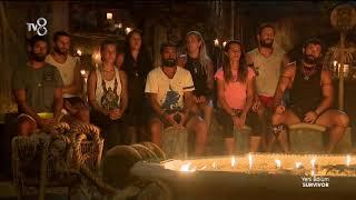 Haftanın ilk eleme adayı belli oldu! - 51. Bölüm - Survivor 2018