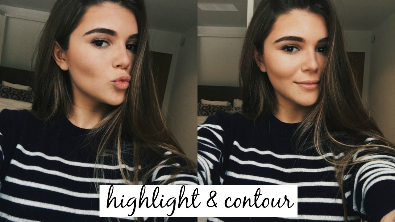 Highlight And Contour Tutorial Youtube