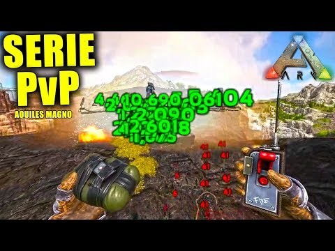 TRIBU ALFA INTENTA RAIDEARNOS FINAL #50 SERVER PvP RAGNAROK SERIE ARK