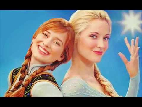 You Raise Me Up - Elsa~Anna