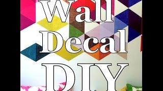 EP 2 | Do it with a Decal! DIY | Interior Design | Terri Cumming