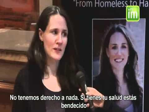 Liz Murray, motivar con el ejemplo   Un entrevista de Imotivation Channel