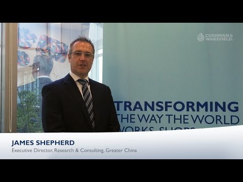 China Outbound Investment: James Shepherd