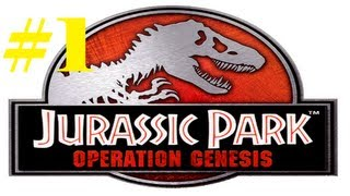 Jurassic Park: Operation genesis | gameplay ita pc #1