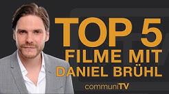 TOP 5: Daniel Brühl Filme