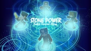 Game RPG Anicraft - STONE POWER