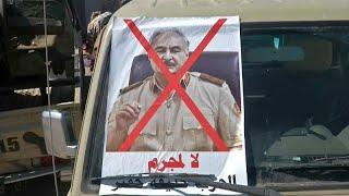 Kämpfe um den Flughafen Tripolis