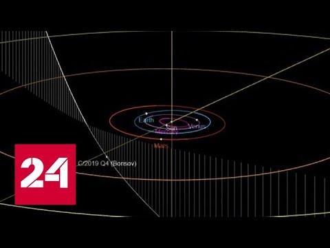В Солнечной системе обнаружен уникальный гость из космоса - Россия 24