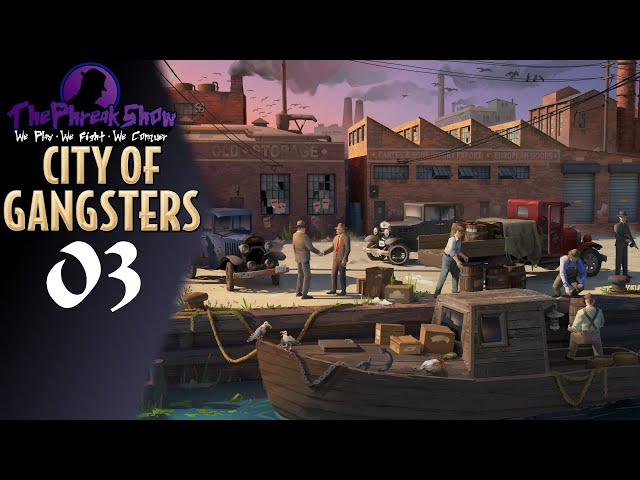 Let's Play City Of Gangsters - Part 3 - I Broke My Business!