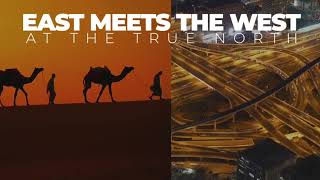 East Meets West At the True North - PROMO