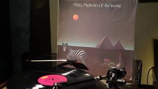 """Track From The LP Album """"Mysteries Of The World"""" TSOP, 1980 USA."""