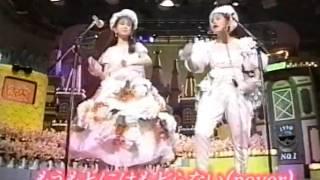 山田邦子 横山知枝.