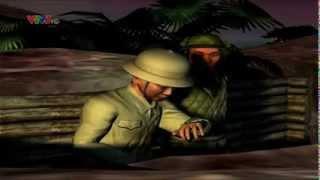 Phim 3D về Đại tướng Võ Nguyên Giáp  Quyết định lịch sử