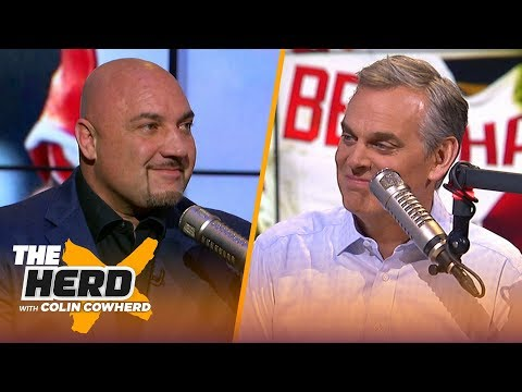 Jay Glazer talks being right on OBJ-Giants trade, if Le'Veon Bell won his holdout | NFL | THE HERD