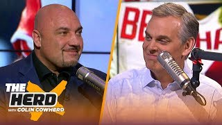 Jay Glazer talks being right on OBJ-Giants trade, if Le
