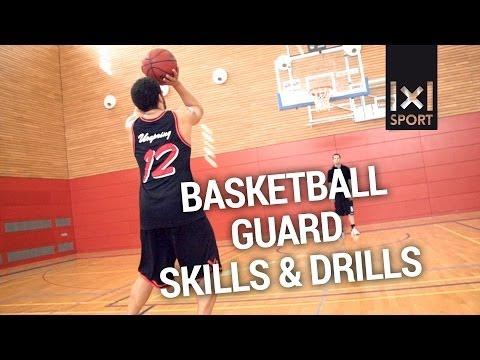 Basketball Guard Skills & Drills - Individualtraining für Point- und Shooting Guard [TRAILER]