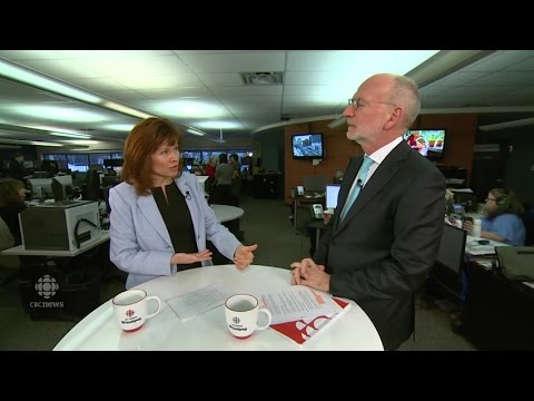 Q & A: CBC/Radio-Canada president speaks with CBC Manitoba's Janet Stewart