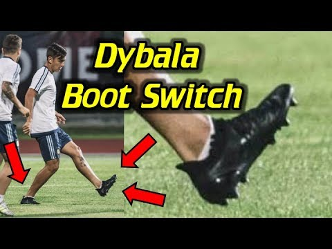 e3cd848bc Here s Why Dybala is Switching From Nike to Adidas Football Boots Soccer  Cleats