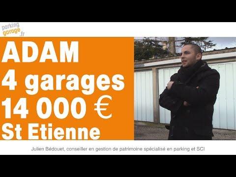 Acheter un garage : Adam a investi dans 4 garages et il nous raconte son investissement