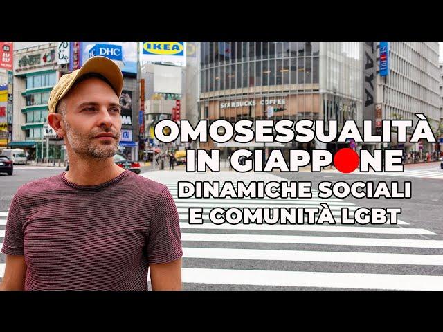 OMOSESSUALITÀ IN GIAPPONE - DINAMICHE SOCIALI E COMUNITÀ LGBT