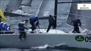 At The Ready: 2014 Rolex Farr 40 World Championship