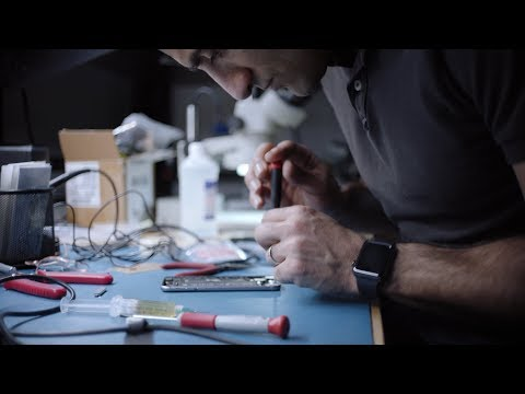 Ehsan – Engineering Manager, équipe Sensing Product Design