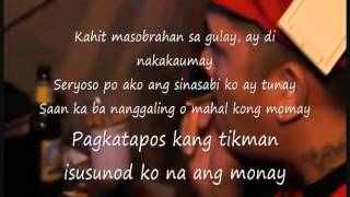 Repeat youtube video Estranghero feat. Mike Kosa - Mahiwagang Usok(Lyrics)