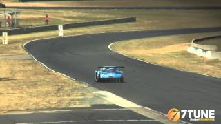 RE Amemiya RX7 - Pure raw sounds. Have a listen to the triple rotor...