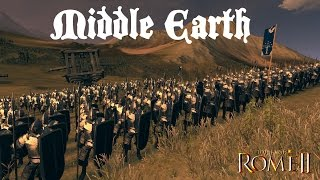 """""""Gates of Middle Earth"""" Gondor Units Pack - Rome 2 Total War Siege"""