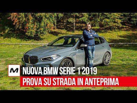 Nuova BMW Serie 1 2019 | Prova su strada in anteprima della terza generazione