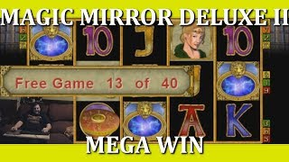 RETRIGGER MANIA - MEGA WIN - MAGIC MIRROR DELUXE II (twitch.tv/shaltar)