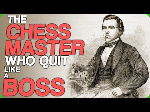 The Chess Master Who Quit Like A Boss (Why We Suck at Pub Quizzes)