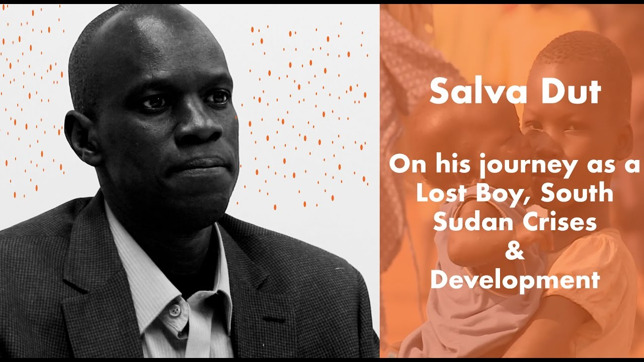 Salva dut lost boy tale of the south sudan conflict youtube salva dut lost boy tale of the south sudan conflict publicscrutiny Gallery