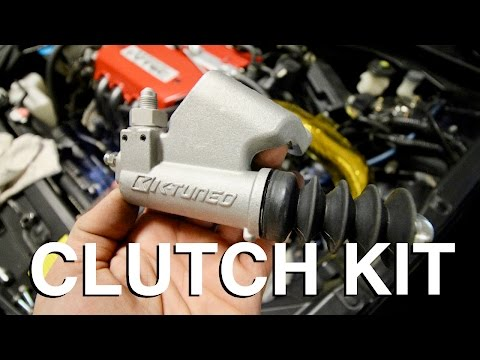 How To Make Your Transmission Shift Faster (K-Tuned)