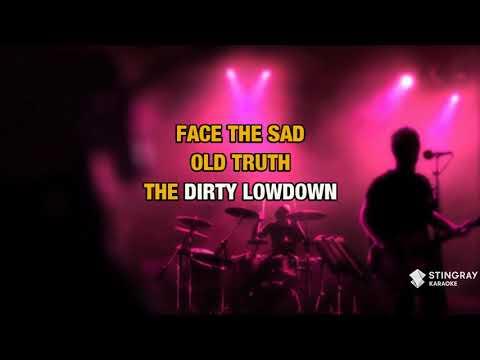 Lowdown in the style of Boz Scaggs | Karaoke with Lyrics