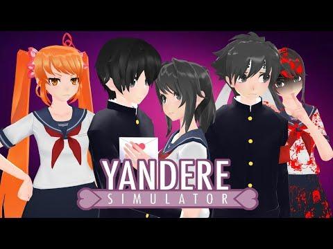 MMD- Dusk Till Dawn -Taro X Ayano X Budo- Yandere Simulator [Part 4]
