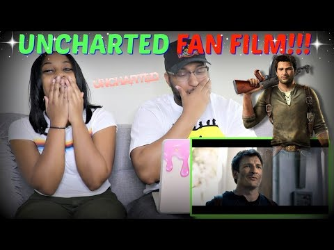 UNCHARTED - Live Action Fan Film (2018) Nathan Fillion By Allan Ungar REACTION!!