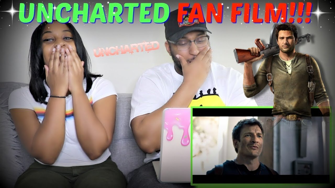 """""""UNCHARTED - Live Action Fan Film (2018) Nathan Fillion"""" By Allan Ungar REACTION!!"""