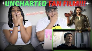 """UNCHARTED - Live Action Fan Film (2018) Nathan Fillion"" By Allan Ungar REACTION!!"