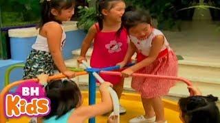 Trường Mầm Non Của Bé ♫ Tay Thơm Tay Ngoan | Nhạc Thiếu Nhi Vui Nhộn