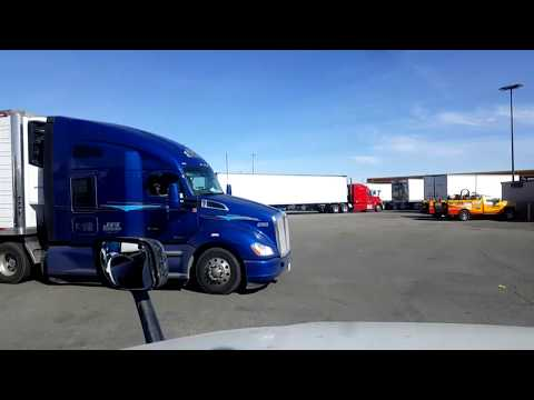 BigRigTravels ! Truckstop Activity from Loves truckstop in Yuma, Arizona  Not driving ***