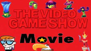 The Video Game Show The Movie Soundtrack - There's A Zombie On Your Lawn